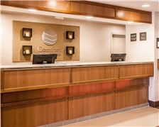 Comfort Inn and Suites Klamath Falls - Front Desk