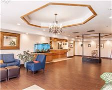 Comfort Inn and Suites Klamath Falls - Lobby