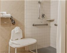 Comfort Inn and Suites Klamath Falls Rooms - Bathroom