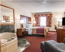 Comfort Inn and Suites Klamath Falls Rooms - Hotel Suite
