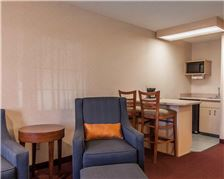 Comfort Inn and Suites Klamath Falls Rooms - Amenities